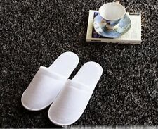 10 Pairs/lot Disposable Slippers Hotel Slippers SPA Slippers Thickened Onesize