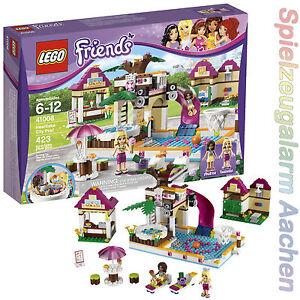 New Lego Friends 41008 Heartlake City Pool