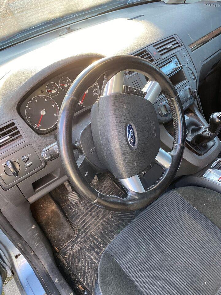 Ford Focus C-MAX, 2,0 TDCi Ghia, Diesel