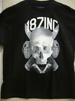 187 Inc Men's T-shirt s.k.g.