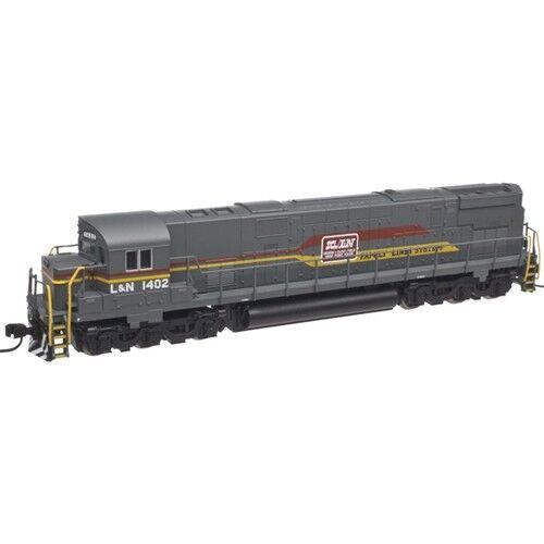 SCALA N ATLAS MASTER C628 locomotive con DCC le linee di famiglia L&N 1402