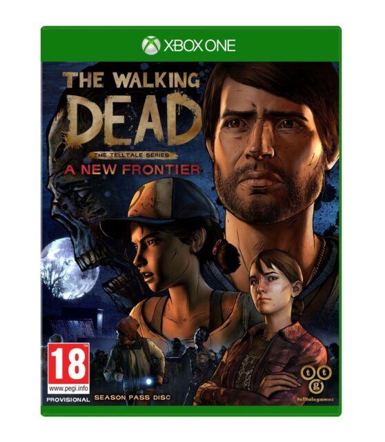 The Walking Dead Telltale Serie: New Frontera Temporada Pase Disco para Xbox One