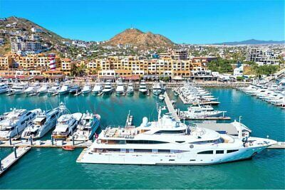 Best Location in Cabo San Lucas, at the Marina next to Tesoro Hotel.