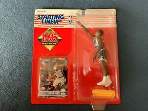 1995 HORACE GRANT (BLUE GOGGLES) ORLANDO MAGIC (RARE) STARTING LINEUP