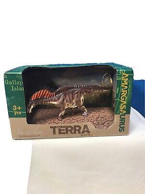 New Terra by Battat Dinosaur Ceratosaurus   Theropoda Hard PVC Free Shipping NEW