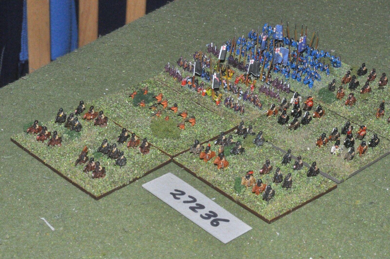 6mm ECW   parliament - battle group 200 figures - inf (27235)