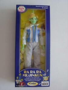 TAKARA-RA-RA-RA-MUJINKUN-Colin-Retro-Doll-1998-New-Unopende-Unused-Made-in-Japan
