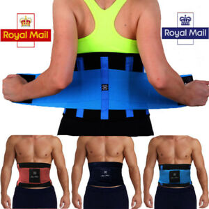 03cd4ee9238b1 Image is loading Lumbar-Support-Lower-Back-Brace-Body-Shaper-Girdle-