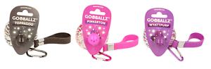 Gooballz Paillettes-GP202 Squishy sensoriale Mesh Palla Antistress Stress Sollievo lucida