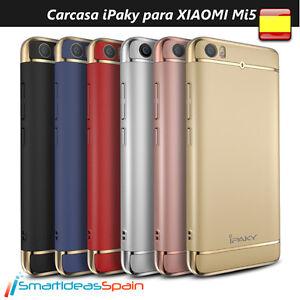 CARCASA-XIAOMI-Mi5-IPAKY-SLIM-ARMOR-CASE-FUNDA-RIGIDA-PROTECTOR-CALIDAD-DELGADA