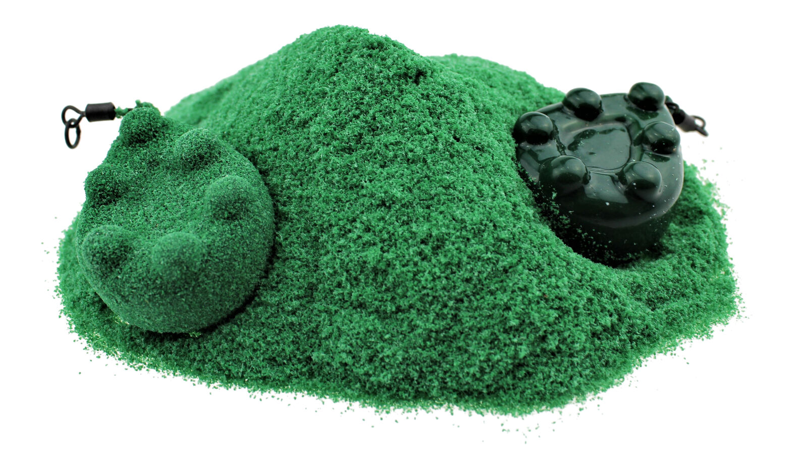 LEAD Coating Powder - Big PACCO 1,0Kg - ALGAE green algengreen Uniqu