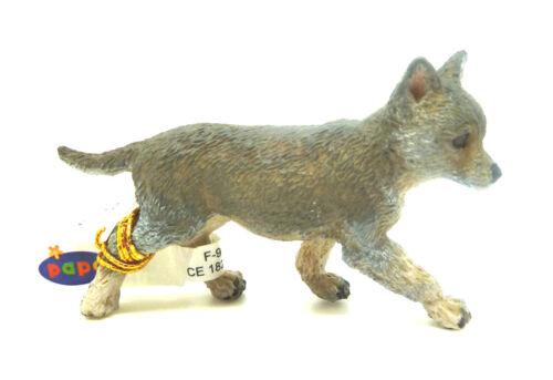 cucciolo di lupo predatore Wildlife 50162 Papo 8-5-1