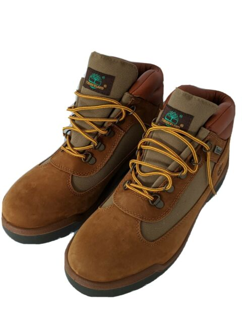 Timberland Classic Field Boot Men's Size 10 Carmel Brown