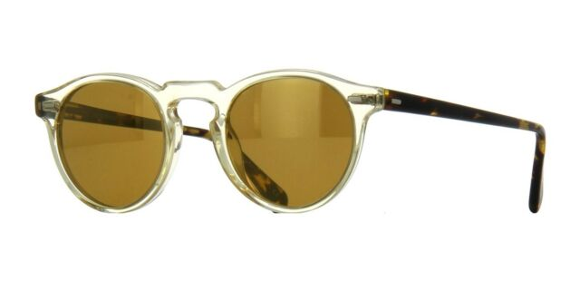 a625545b14b Oliver Peoples Womens Gregory Peck Mirrored Sunglasses 47mm for sale ...