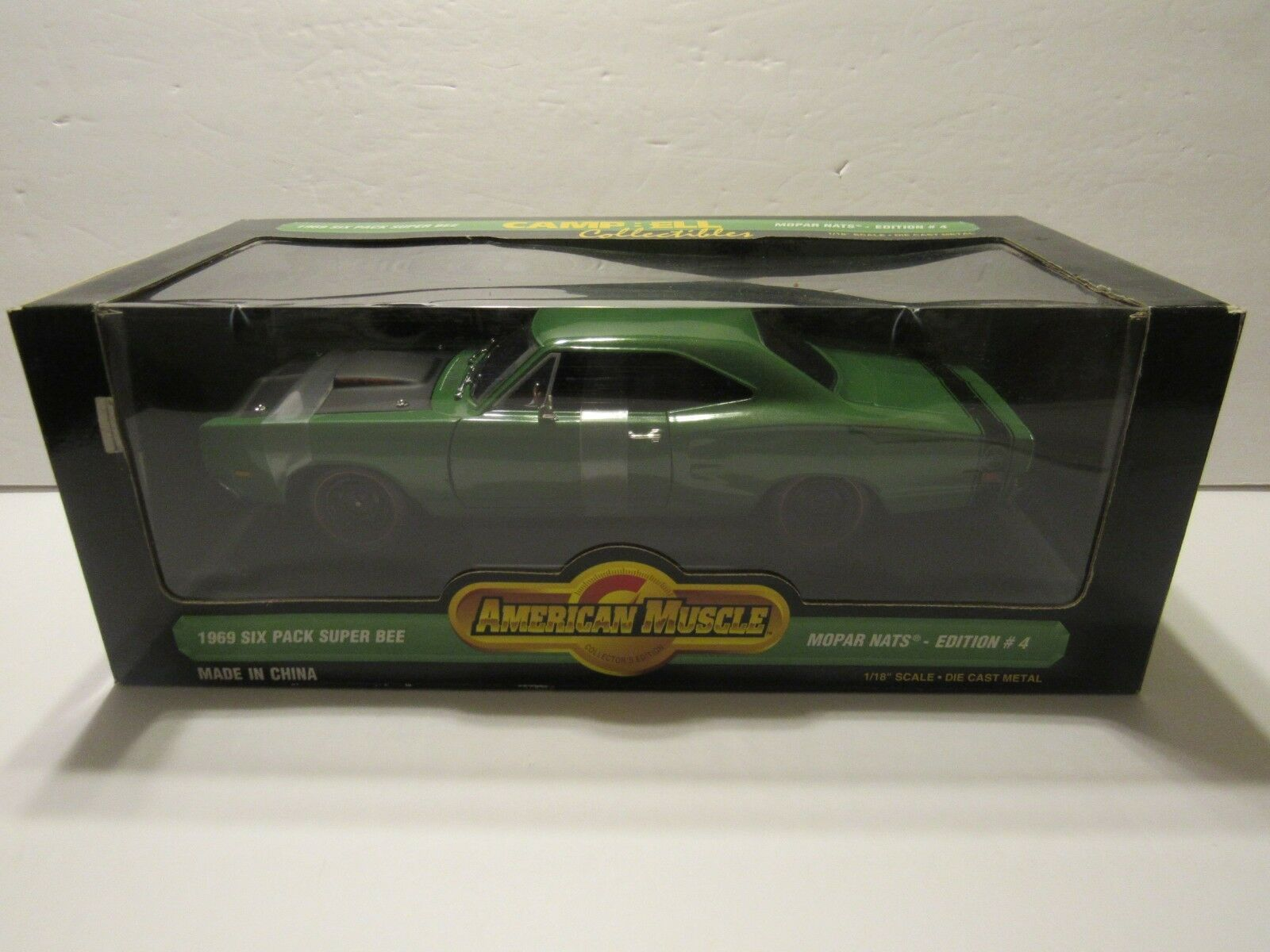 New in Box Campbell Collectibles MOPAR ressortissants édition 1997  4 69 Super B