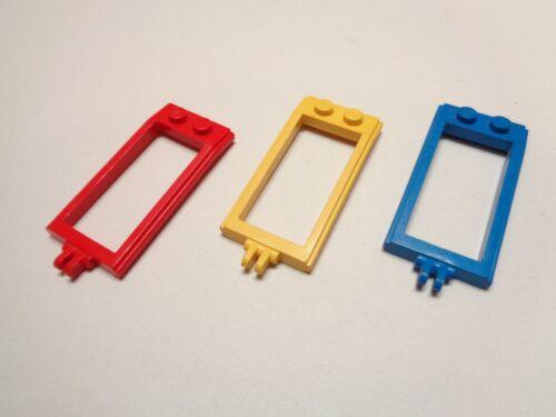 Choose Color 4587 LEGO Accessoire Minifig Plaque Attelage Cheval Animal Horse