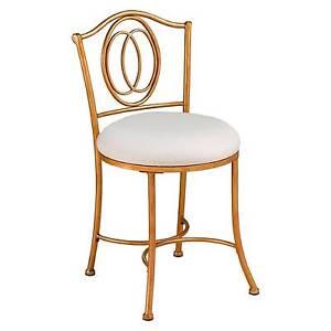 Emerson Accent Stool Bronze Hillsdale Furniture Ebay