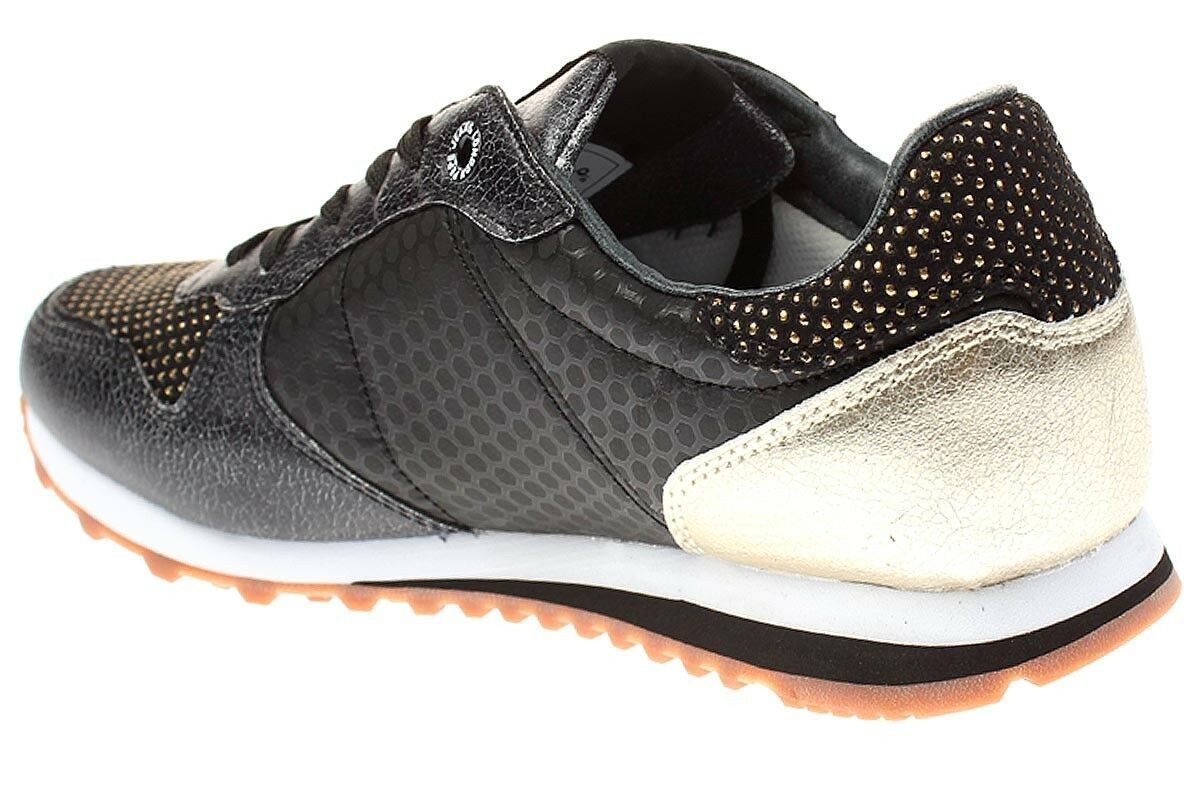 Pepe Jeans   Vérone Remake-Chaussures Femmes Sneaker-pms30537 Sneaker-pms30537 Sneaker-pms30537 - 999-Black   Nouveaux Produits  a6534b