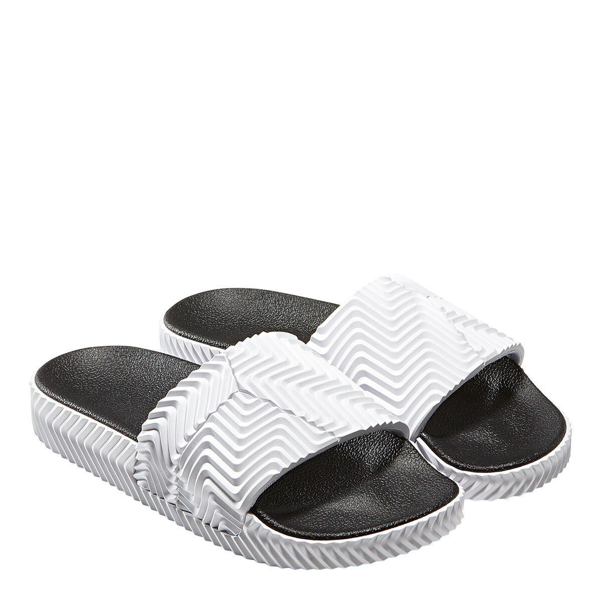 Adidas Originals By Alexander Wang Drop 3 blanc Sandals
