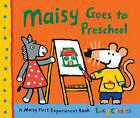 Maisy Goes to Preschool by Lucy Cousins (Paperback / softback)