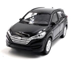 Hyundai-Tucson-SUV-Nero-Modellino-Auto-Auto-Scala-1-3-4-Licenza
