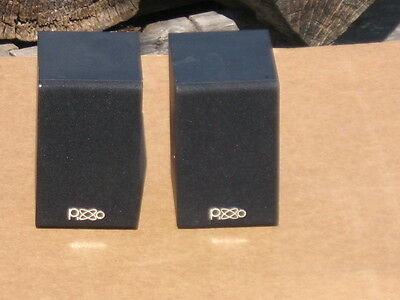 "A Pair Mini 3"" Full Range 4 Ohm Speaker Systems In Good Condition! Grade Producten Volgens Kwaliteit"