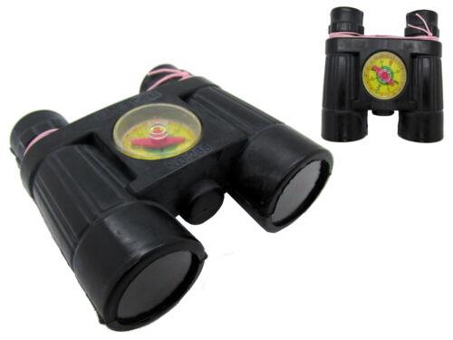 Fernglas mit Kompass Mitgebsel Kindergeburtstag Spielzeug für Kinder Tombola Spielzeug
