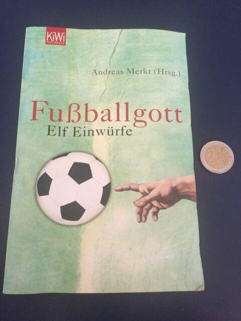 Fußballgott: Elf Einwürfe