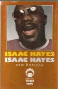 Isaac Hayes – New Horizon  Import Cassette Tape