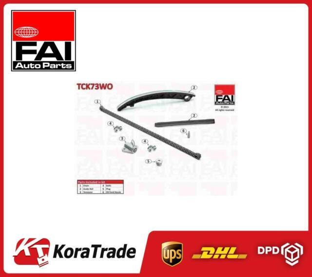 TCK73WO Calidad OE FAI Autoparts Motor Kit de la cadena de distribución