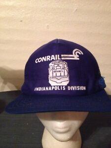 Honda Dealership Indianapolis >> Conrail Indianapolis Division Indiana 1990 Vintage Blue ...