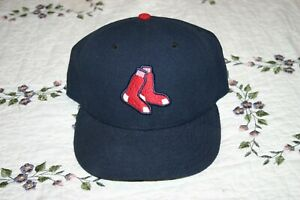 f58dcb1a158 Boston Red Sox New Era Alternate 59Fifty Fitted Hat (Navy) MLB Cap ...