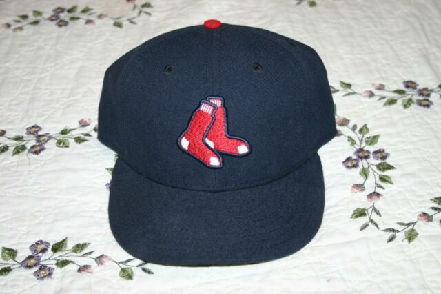 e1d6e02f2f2 Boston Red Sox New Era Alternate 59Fifty Fitted Hat (Navy) MLB Cap - Size