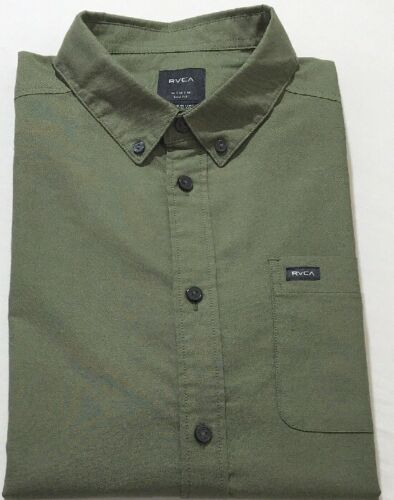 That Fatica Media Oxford Do Will a Colore Taglia Rvca maniche lunghe Camicia qI8CRw6xn
