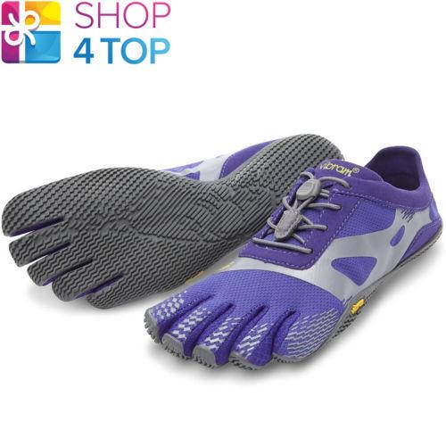 colores increíbles Vibram Kso evo w0702 Fivefinger Fivefinger Fivefinger señora zapatillas púrpura jogging camino descalzo nuevo  compra en línea hoy