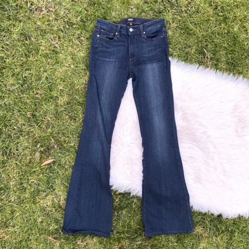 PAIGE High Rise Bell Canyon jeans 28