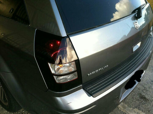 Details about 05-08 Magnum Smoked Tail lights OEM Tinted Factory Non Led  Blacked Out