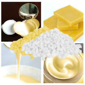 200G-Beeswax-Pellets-Pure-Natural-Cosmetic-Grade-For-Candle-Soap-Making-New