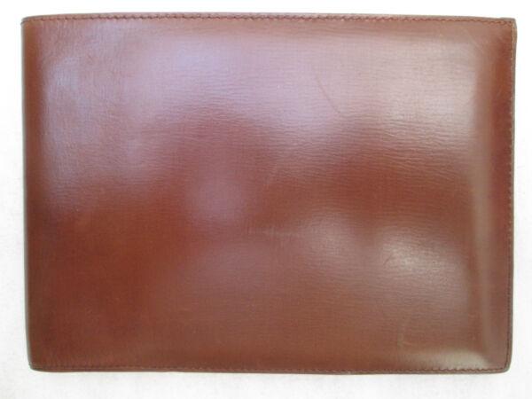-authentique Portefeuille-porte-monnaie Cuir Tbeg Vintage Nutriente I Reni Alleviare I Reumatismi