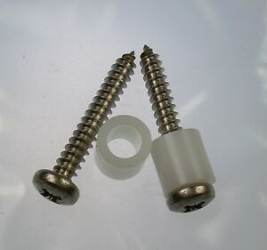 image is loading mk2-escort-fuse-box-spacers-amp-stainless-steel-