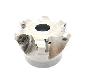 Walter-80mm-F2334-B273-080-Z06-08-Fresa-Quadrante-Mulino-Refrigerante-attraverso