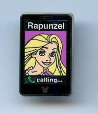 Rapunzel Princess Mobile Phone Cell 2014 Hidden Mickey Disney Pin AUTHENTIC WDW