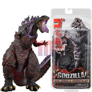 NECA-Shin-Godzilla-Atomic-Blast-2016-6-034-Action-Figure-12-034-Head-Tail-Movie-New
