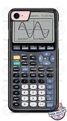 Texas Instruments Graphic Calculator Phone Case for iPhone Samsung LG  Google etc | eBay