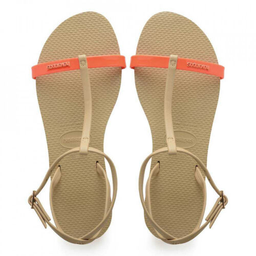 NWOT WOMENS HAVAIANAS YOU BELIZE SANDALS $48 7 Cyber