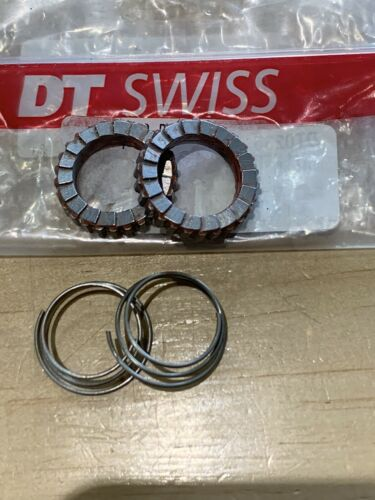 18 T Star Ratchet /& ressorts pour DT Swiss 180 190 240 S 340 350 440 540 moyeux NEUF