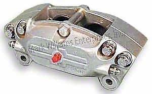 Mark Williams 81100 Brake Caliper 4 Piston Design