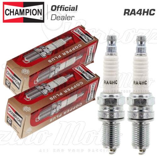 KIT 2 CANDELE CHAMPION RA4HC DUCATI ST2-944 1997-2003
