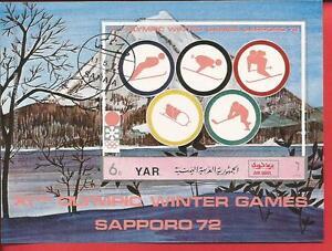 Olympische-Winterspiele-Sapporo-Pictogramme-Block-173-Jemen