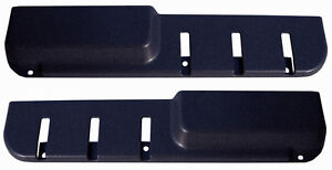 VOLVO-240-door-pocket-map-pocket-door-panel-blue-color-pair-new-set-of-2